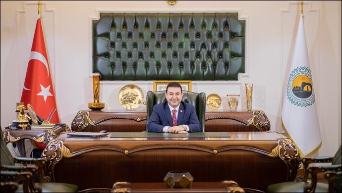 Başkan Mahmut Özyavuz'un Kandil Mesajı