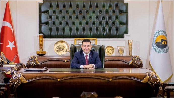 Başkan Özyavuz'dan Gazeteciler Ve Basın Bayramı Mesajı