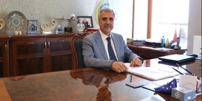 """Başkan Peltek,""""OSB'deki Elektrik Konusunu İlk Günden Beri Takip Ediyoruz"""""""