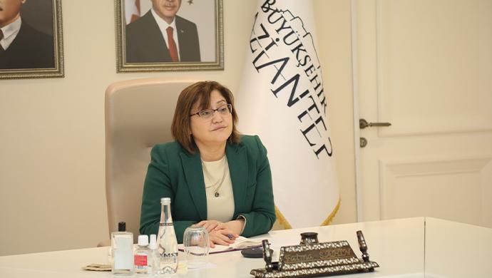 Başkan Şahin Su Konulu Çalıştay'a Katıldı