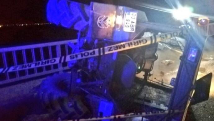 Batman'da trafik kazası: 2 ölü, 3 yaralı