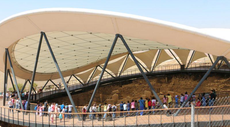 Bayramda Göbeklitepe'yi 25 bin kişi ziyaret etti
