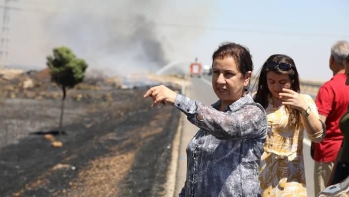 Belediye Eşbaşkanı Yılmaz: Anızları ateşe verme yönteminden vazgeçin
