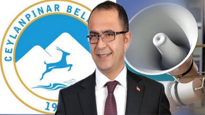Belediye Hoparlöründen Şok 'Başkan Aksak'ı' Karşılayın Anonsu (Videolu-Haber)