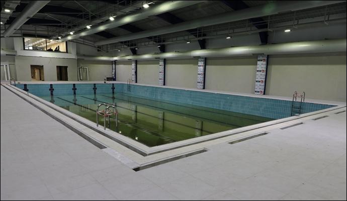 Beyoğlu Yüzme Havuzu Ağustos'ta Açılacak