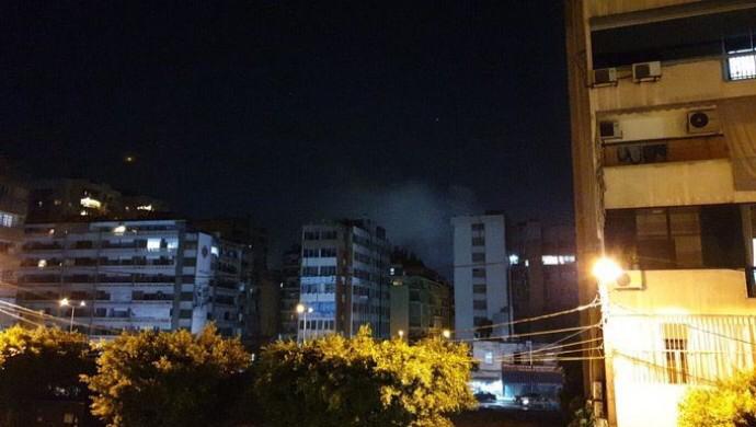 Beyrut'ta yakıt deposunda patlama: 4 ölü