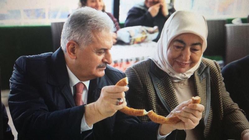 Binali Yıldırım Twitter'dan duyurdu