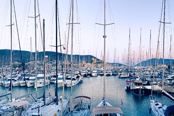 Bodrum Milta Marina'da misafirlerini ağırlayacak