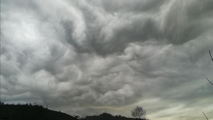 Bölge kentleri için fırtına uyarısı