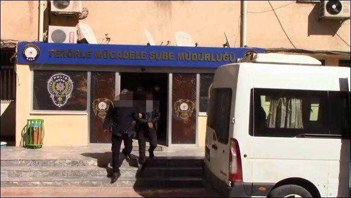 Bombalı eylem hazırlığında olan teröristler yakalandı-(VİDEO)