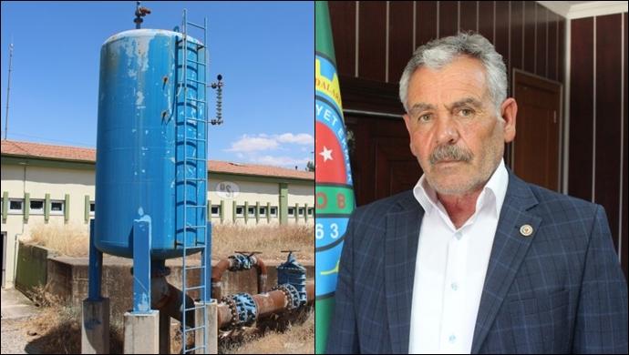 Bozova'da 15 bin dekar toprağın suyu 6 yıldır kesik