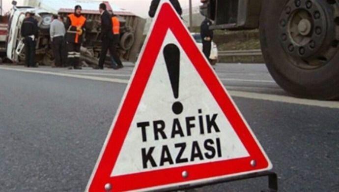 Bozova'da Feci Kaza:1 Ölü,3 Yaralı