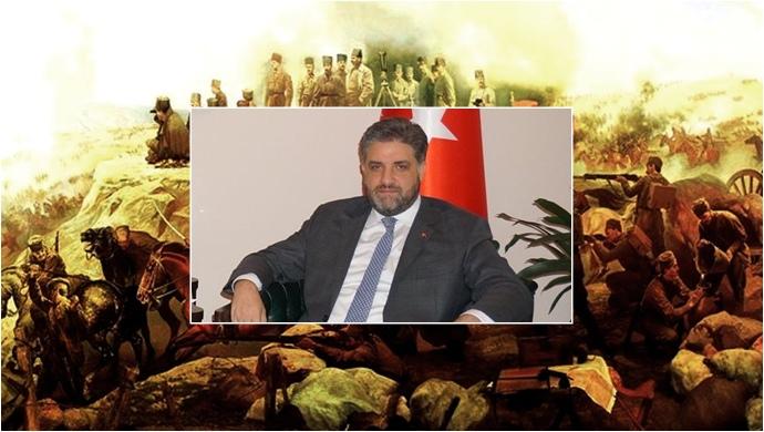 Büyükelçi Önen'den Sakarya Zaferinin yıl dönümü mesajı;