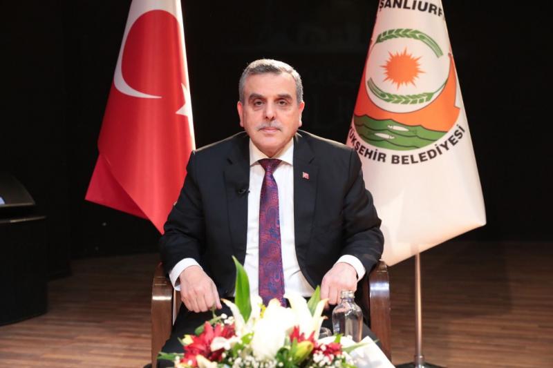 Büyükşehir Başkanı Beyazgül'den Kadir Gecesi mesajı