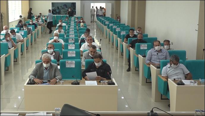 Büyükşehir belediye meclisi eylül ayı 2. Birleşim toplantısını yaptı -(VİDEO)