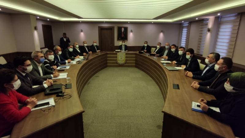 Büyükşehir Belediyesi İle Hizmet İş Sendikası Arasında Toplu İş Sözleşmesinin İkinci Oturumu Gerçekleştirildi