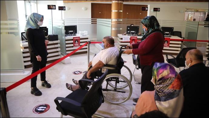 Büyükşehir Ve İŞKUR İş Birliğinde Özel Sektörde 120 Engelli Vatandaş İstihdam Ediliyor