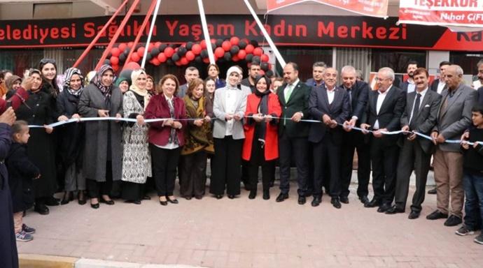 Büyükşehir'den Karaköprü'ye Modern Sağlıklı Yaşam Merkezi