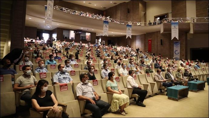 Büyükşehir'den Personellere Kovid-19 Aşı teşviki Konusunda Bilgilendirme Eğitimi!