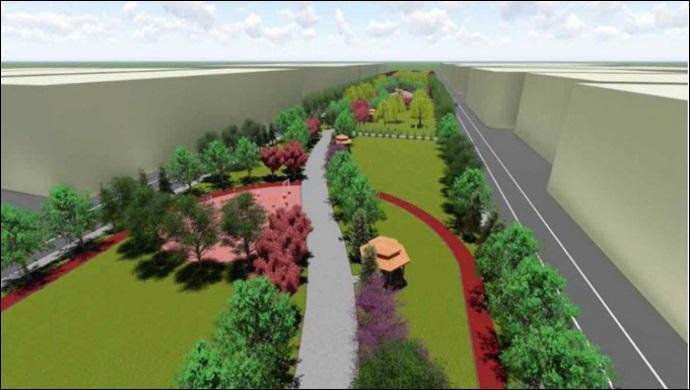 Büyükşehir'in Viranşehir'deki Yatırımları Hız Kazandı-(VİDEO)