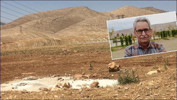 Çakar yetkililere seslendi: Mardin çıplak dağları niye ağaçlandırılmıyor?