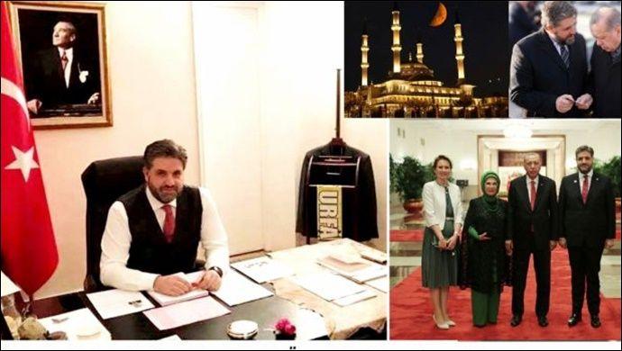 ÇHC Pekin Büyükelçimiz Abdulkadir Emin Önen'den Mirac Gecesi mesajı