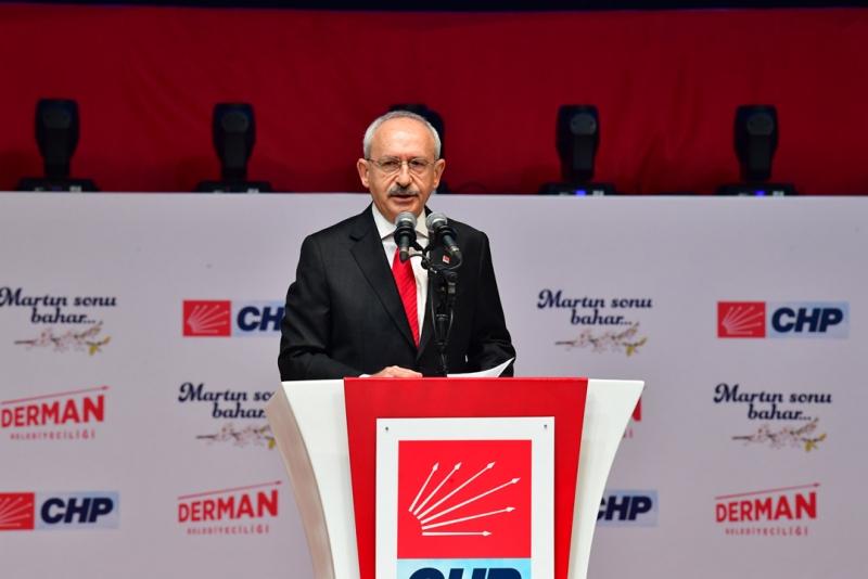 CHP 12 Maddelik Seçim Bildirgesini Açıkladı