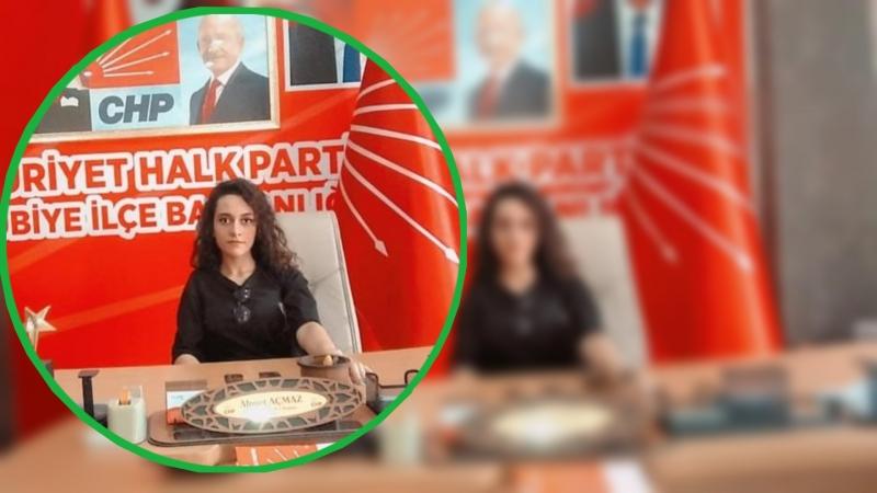 CHP Eyyubiye Kadın Kolları Başkanlığı'na Atama