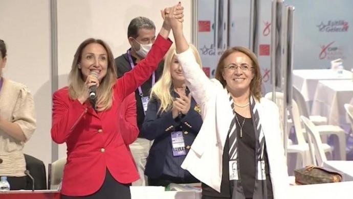 CHP Kadın Kolları Başkanı Nazlıkaya oldu