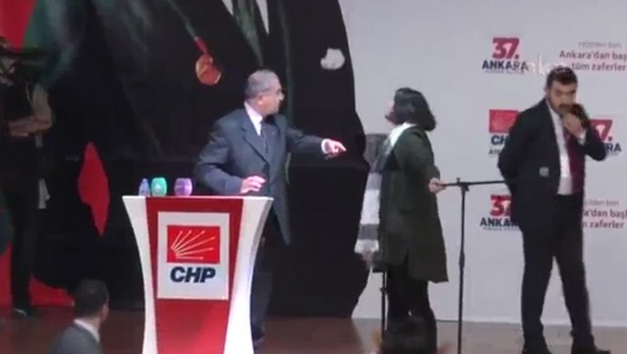 CHP kongresinde cinsiyetçi ifadeler tepkiye neden oldu