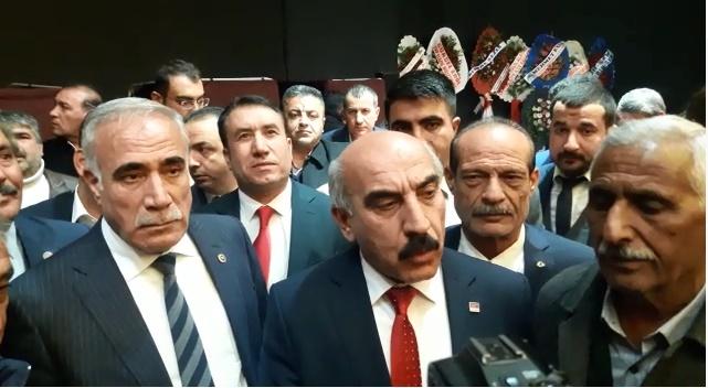 CHP Şanlıurfa'da Aynı İsimle Devam Dedi
