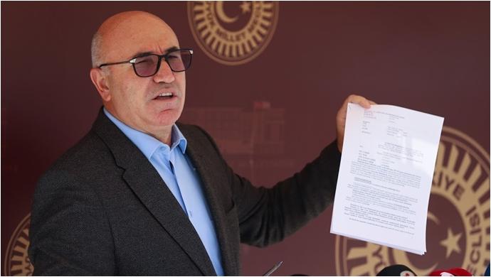 CHP, Toki'nin Bitmeyen Projelerini Meclis'e Taşıdı