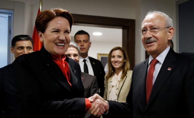 'CHP ve İYİ Parti arka kapı diplomasisi yürütüyor' iddiası