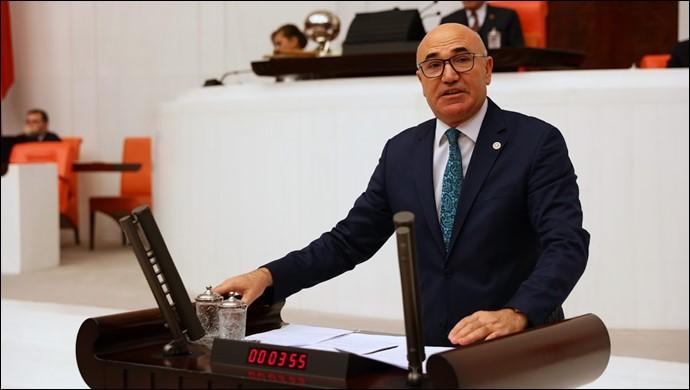 CHP'den Anız Yakma Cezası Arttırılsın Teklifi