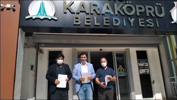 CHP'den Karaköprü Belediyesine İtiraz Dilekçesi-(VİDEO)