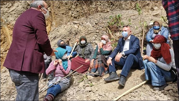 CHP'li Tanal, Çevre Günü'nde Erdoğan'a Sordu!