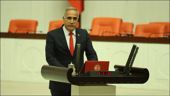 CHP'li Vekil Aziz Aydınlık: Siverek'te ölen imamı meclis gündemine taşıdı
