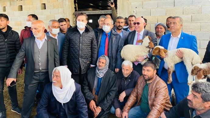 CHP'li Vekil Mahmut Tanal : Şanlıurfa Suya Hasret