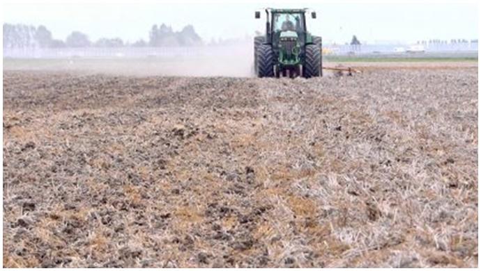 Çiftçi Ekim Yapmaya Çekiniyor