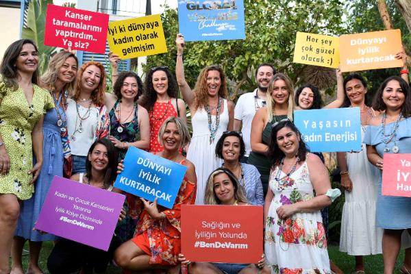 """Cigna Türkiye çalışanları """"Global Wellness Challenge"""" birincisi oldu"""
