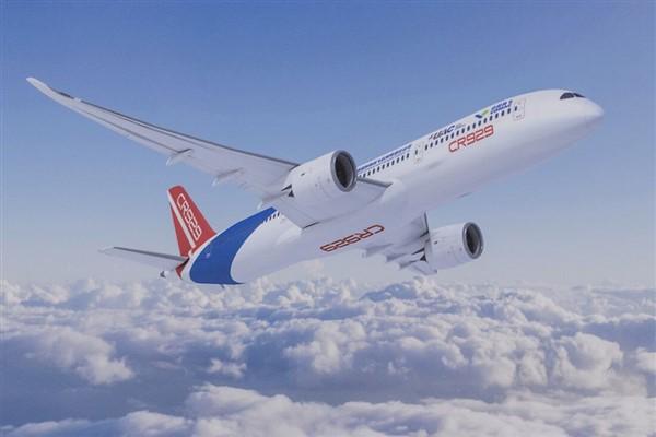 Çin-Rusya ortak yapımı CR929 modeli uçağın üretimine başlandı