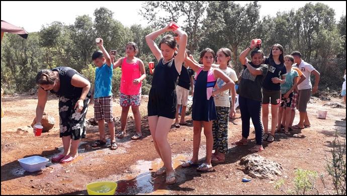 Cizre ve Silopili Çocuklara İzmir'de Muhteşem Bir Yaz Tatili!