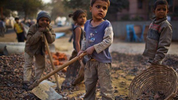 Çocuk işçi ölüm sayıları açıklandı: Urfa'da listede yer aldı