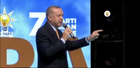 Cumhurbaşkanı Erdoğan: Şanlıurfa bizden daha fazla çalışmamızı bekliyor