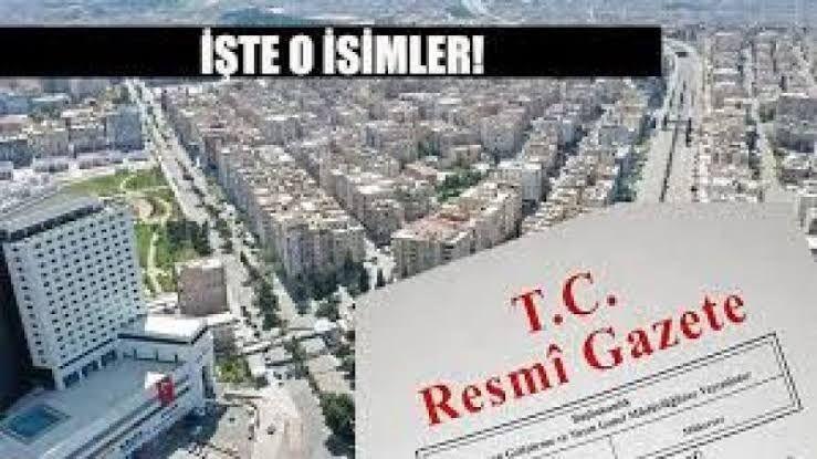 Cumhurbaşkanı Erdoğan İmzaladı: Birçok atama ve Görevden Alma..