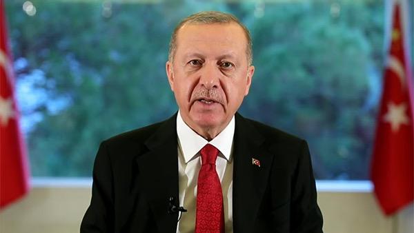 Cumhurbaşkanı Erdoğan Kabine Toplantısı'nın ardından konuştu