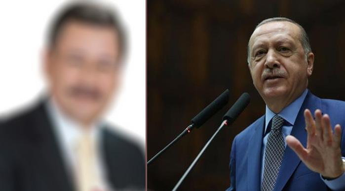 Cumhurbaşkanı Erdoğan'dan Urfalı Eski Başkan Hakkında Açıklama