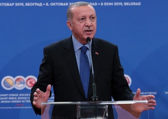 Cumhurbaşkanı Erdoğan'dan AB'ye sert açıklama