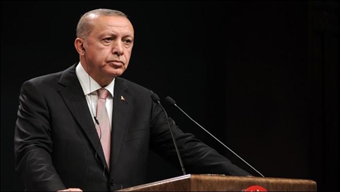 Cumhurbaşkanı Erdoğan'dan 4'lü zirve
