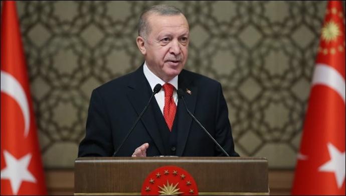 Cumhurbaşkanı Erdoğan, Kabine Toplantısı sonrası açıklamalarda bulundu